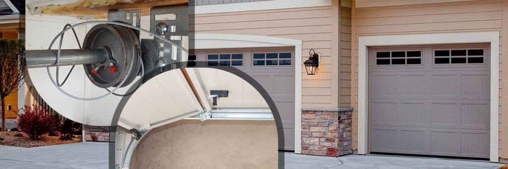Garage Door Tracks Repair Dayton